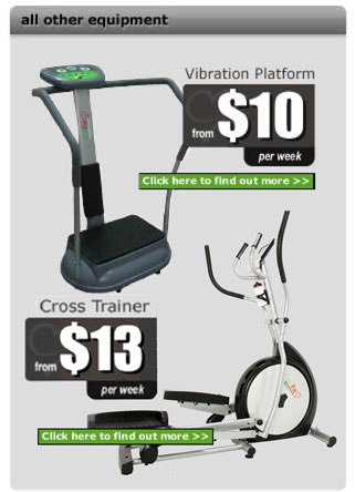 other GoFit equipment